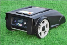Auto-Robot-Lawn-Mower-2012-Newest-Model-200m-Virtual-Wire-200pcs-Pegs-2900-Lithium-Battery-Robot-Lawn-Mower-with-the-Newest-Function-Eletronic-Compass-0