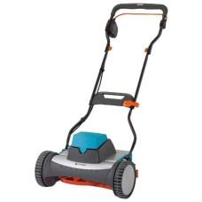 Gardena-4026-U-15-Inch-12-Volt-Cordless-Electric-Reel-Lawn-Mower-380AC-0