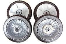 Genuine-Honda-OEM-Lawn-Mower-Wheels-Set-Complete-44710-VG3-000-Front-42710-VE2-M01ZE-42710-VG3-000-Rear-for-Honda-Lawn-Mowers-HRR216-HRS216-HRT216-0