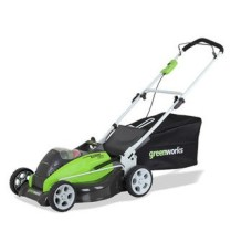 GreenWorks-25312-G-MAX-19-Inch-Mower-2-G-MAX-40V-4-AH-Li-Ion-Battery-and-Charger-Inc-0