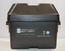 Group-U1-Battery-Box-for-Ariens-Gravely-1640H-Riding-Mower-Mighty-Max-Battery-brand-product-0