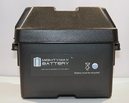 Lawn Tractor Battery Box : Group u battery box for ariens gravely h riding mower