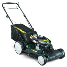 MTD-12A-B22N701-Yard-Man-21-Inch-Self-Propelled-Front-Wheel-Drive-Gas-Lawn-Mower-with-195cc-OHV-Engine-0