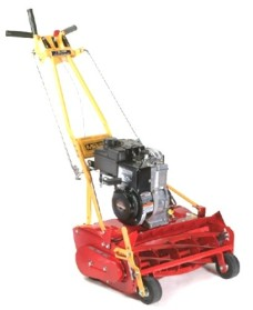 McLane-20-55-GT-7-20-Inch-550-Gross-Torque-Briggs-Stratton-Gas-Powered-Self-Propelled-7-Blade-Front-Throw-Reel-Mower-with-Grass-Catcher-0