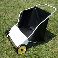 Mid-West-Mid-West-Push-Lawn-Sweeper-WhiteBlack-Metal-0