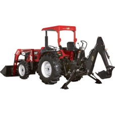 NorTrac-40XT-40-HP-4WD-Tractor-with-Loader-Backhoe-with-Turf-Tires-0