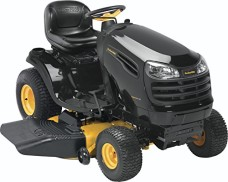 Poulan-Pro-960420167-PB20A46-Kohler-20-HP-Pedal-Control-Fast-Auto-Drive-Cutting-Deck-Riding-Mower-46-Inch-0