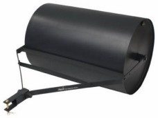 Precision-Products-RL2448GY-24-x-48-Inch-Steel-Lawn-Tractor-Lawn-Roller-Quantity-2-0