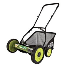 Sun-Joe-Mow-Joe-MJ501M-18-Inch-Manual-Reel-Mower-with-Catcher-0