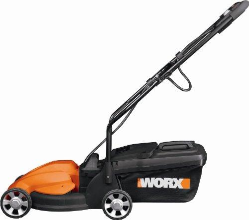 Worx Lawn Mower Cordless Electric Lawn Mower Lawn Mowers Electric Lawn Mower Battery